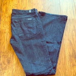 7 for all Mankind Lexie A Pocket petite bootcut